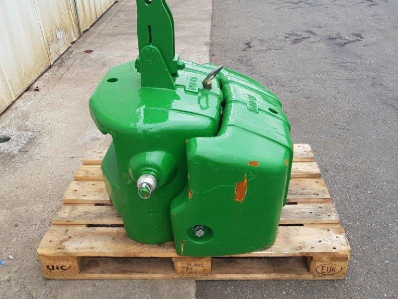 Sonstige Traktorteile a típus John Deere Accessoire EASYMASS 1500kg Easymass, Gebrauchtmaschine ekkor: Pencran (Kép 1)