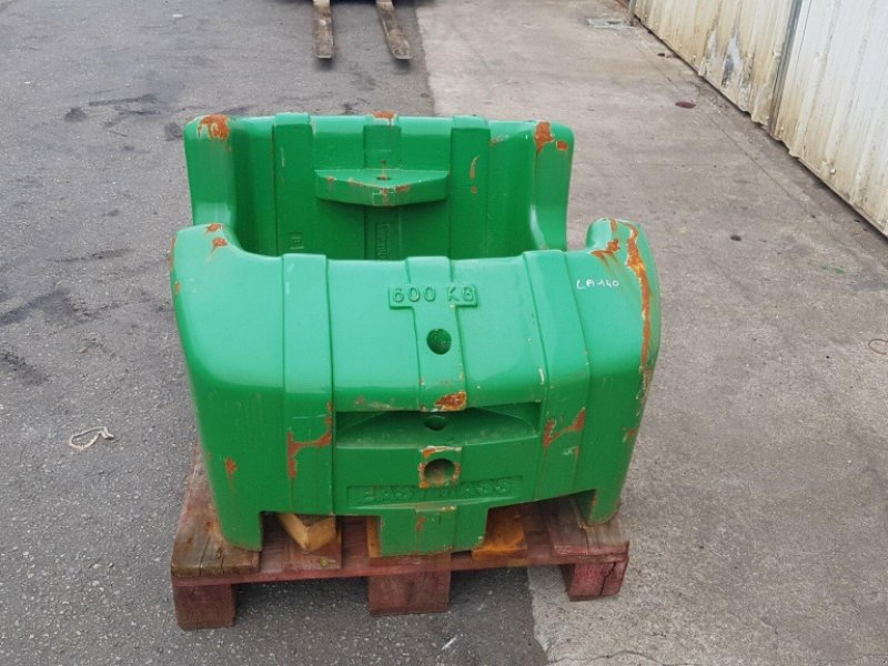 John Deere Accessoire EASYMASS 600kg Easymass Sonstige Traktorteile