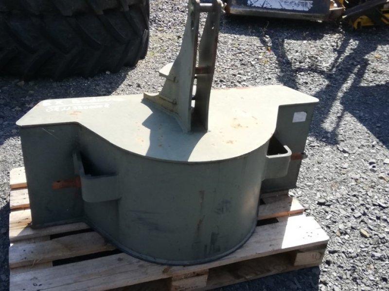 Sonstige Traktorteile a típus Mailleux MASSE, Gebrauchtmaschine ekkor: CONDE SUR VIRE (Kép 1)