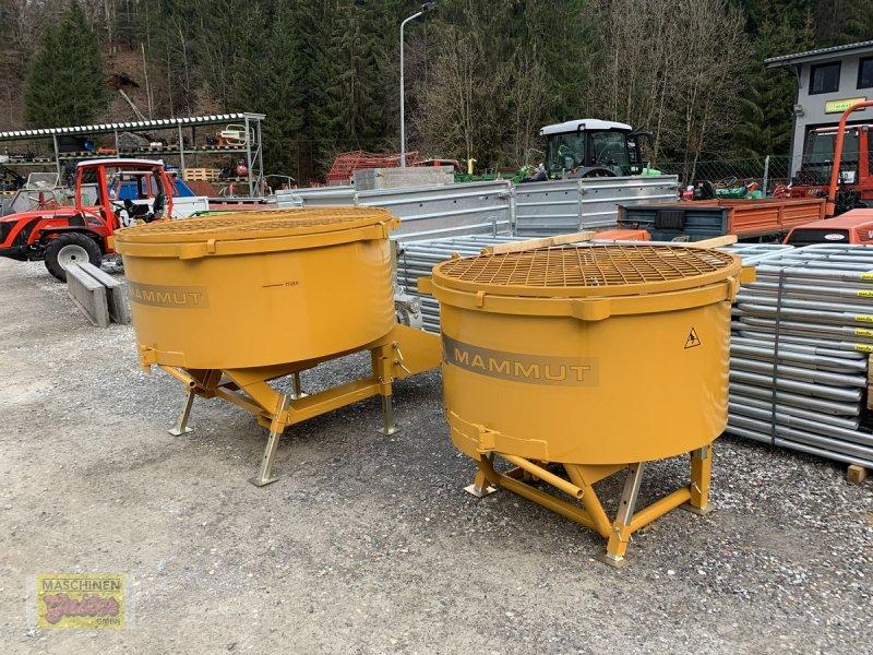 Sonstige Traktorteile a típus Sonstige Mammut  TM 125SF und TM 150SF, Neumaschine ekkor: Kötschach (Kép 1)