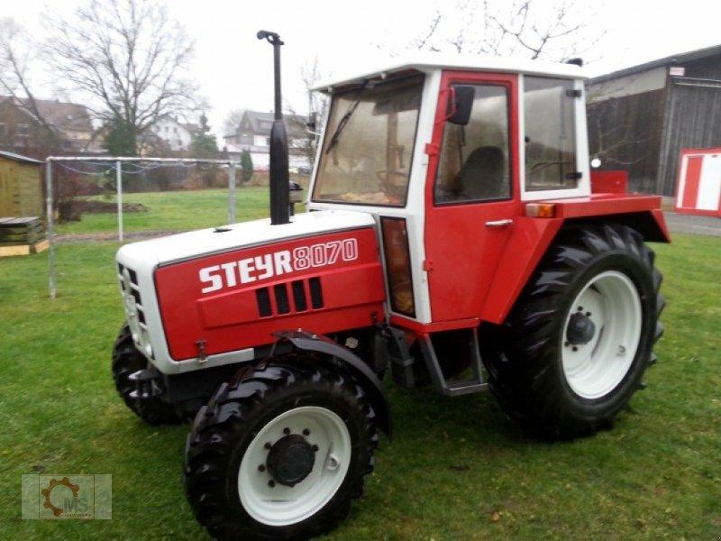 Sonstige Traktorteile des Typs Steyr Neue Nachbau Kotflügel SK1 SK2 8000 8100, Neumaschine in Tiefenbach (Bild 1)
