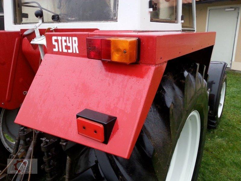 Sonstige Traktorteile des Typs Steyr Neue Nachbau Kotflügel SK1 SK2 8000 8100, Neumaschine in Tiefenbach (Bild 4)