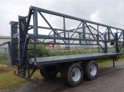 Sonstige Transporttechnik типа Agro Halmvogn med hydraulisk ballesikring, Gebrauchtmaschine в Kjellerup