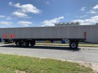 AS Trailers 12.50 meter ballevogn Sonstige Transporttechnik