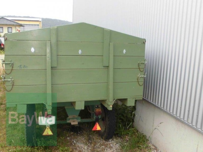 Sonstige Transporttechnik des Typs Blumhardt Gummiwagen, Gebrauchtmaschine in Dietfurt (Bild 3)