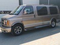 Chevrolet Chevy Vuurman Coach Van Sonstige Transporttechnik