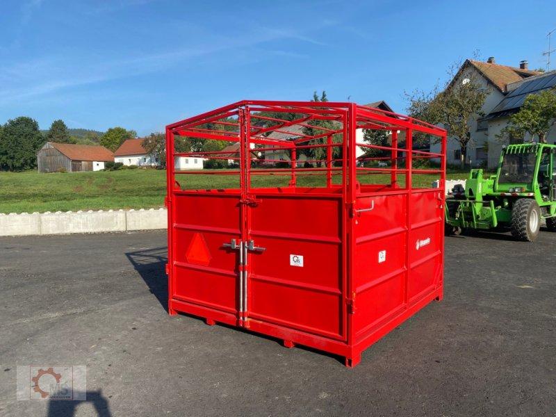 Sonstige Transporttechnik des Typs Dinapolis G-250K Viehtransportbox Tiertransporter, Neumaschine in Tiefenbach (Bild 1)