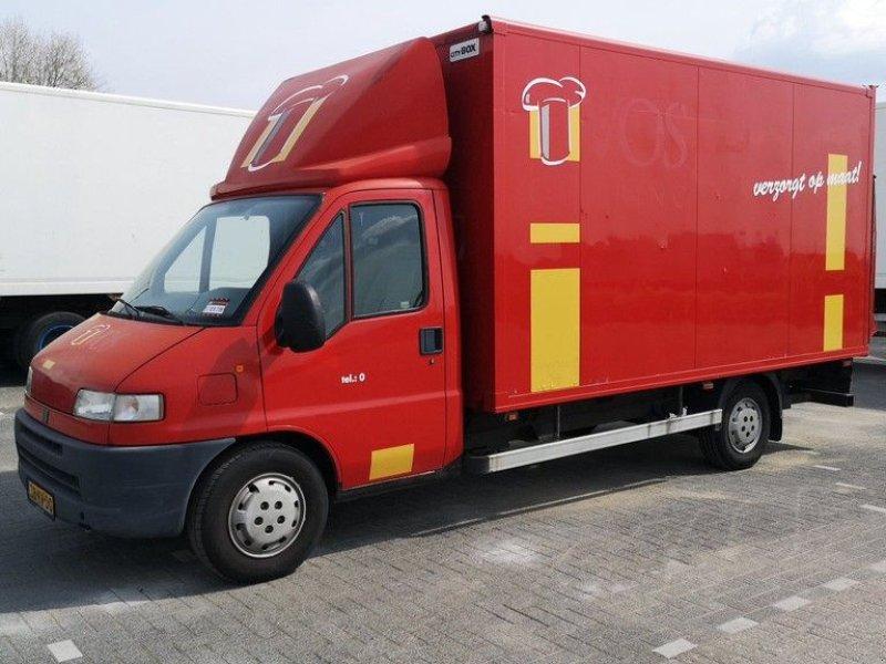 Sonstige Transporttechnik typu Fiat Ducato MAXI, Gebrauchtmaschine w Leende (Zdjęcie 1)