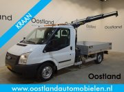 Ford Transit 300M 2.2 TDCI Open Laadbak / Pick Up / Hiab 008T Kraan / Прочая транспортная техника