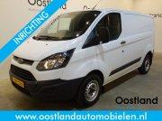 Ford Transit Custom 2.2 TDCI L1H1 Base Servicewagen / Aluca Inrichtin Sonstige Transporttechnik