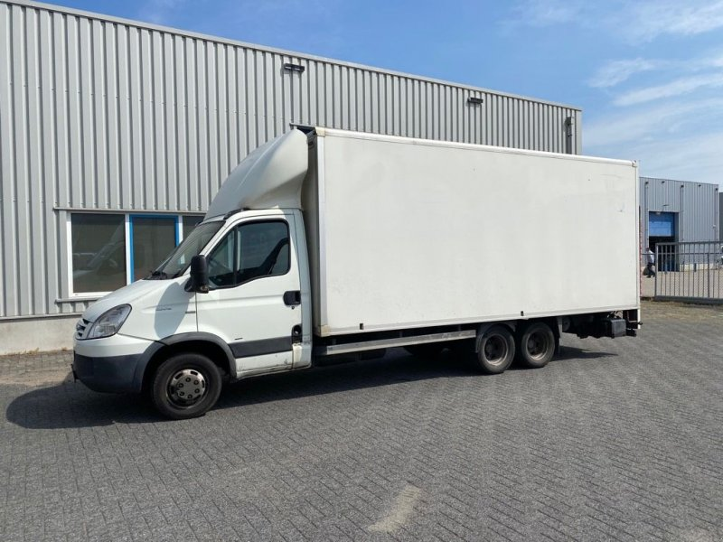 Sonstige Transporttechnik typu Iveco 40C18T, Clixtar, Veldhuizen, bakwagen, 7500 kg., Gebrauchtmaschine w Heijen (Zdjęcie 1)