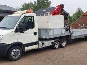Sonstige Transporttechnik типа Iveco BE trekker dieplader 15T 35c18 jeepas, Gebrauchtmaschine в Horssen