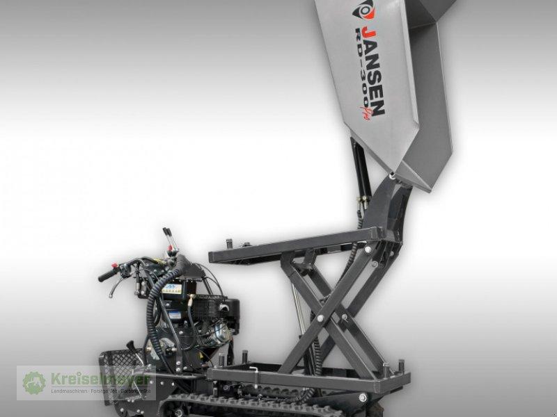 Sonstige Transporttechnik des Typs Jansen RD-300 Pro Raupendumper Dumper m.hydr.Hochentleerung, Neumaschine in Feuchtwangen (Bild 1)