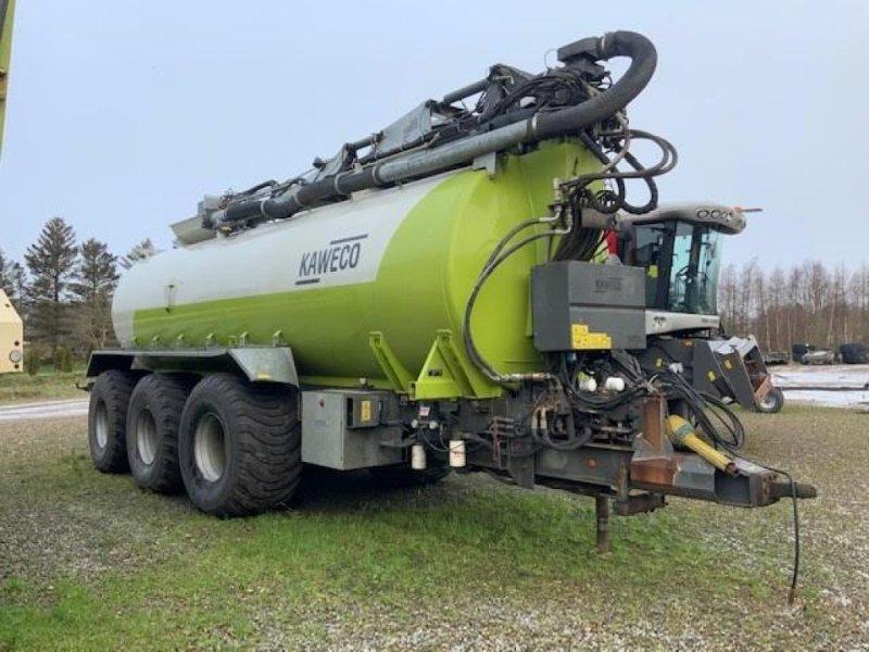 Sonstige Transporttechnik des Typs Kaweco Skifteladsvogne med hjultræk, Gebrauchtmaschine in Videbæk (Bild 4)