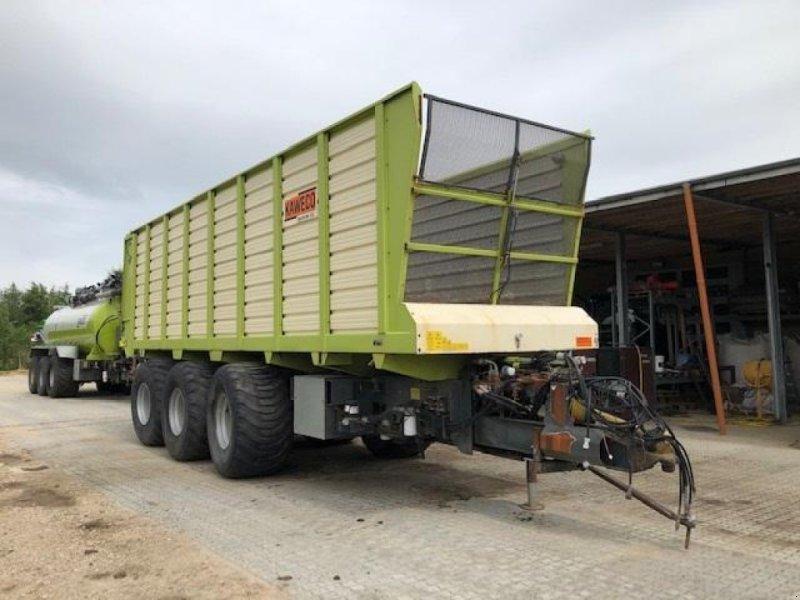 Sonstige Transporttechnik des Typs Kaweco Skifteladsvogne med hjultræk, Gebrauchtmaschine in Videbæk (Bild 3)
