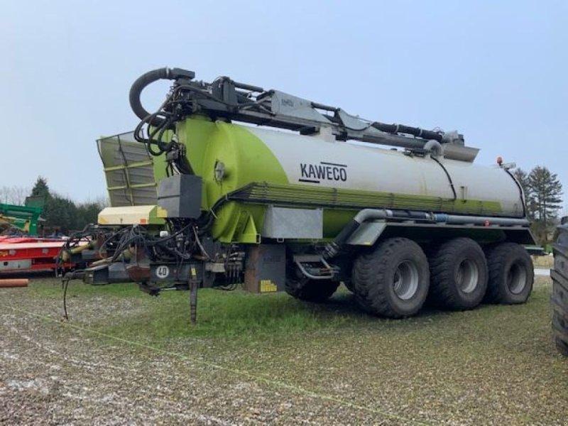 Sonstige Transporttechnik des Typs Kaweco Skifteladsvogne med hjultræk, Gebrauchtmaschine in Videbæk (Bild 5)