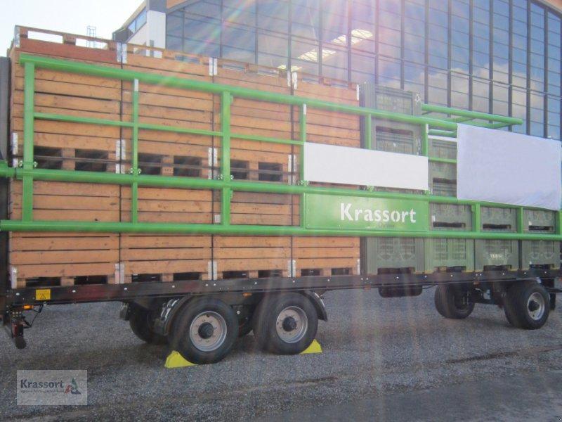 Sonstige Transporttechnik des Typs Krassort Kistentransportwagen, Neumaschine in Sassenberg (Bild 1)
