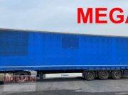 Sonstige Transporttechnik des Typs Krone SD Mega 3 Achs Planenauflieger, Gebrauchtmaschine in Schwebheim
