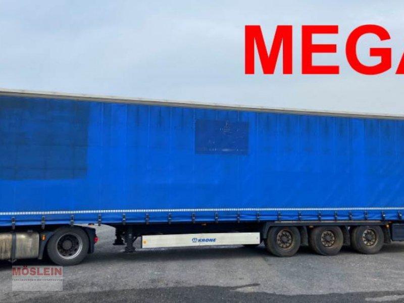 Sonstige Transporttechnik des Typs Krone SD Mega 3 Achs Planenauflieger, Gebrauchtmaschine in Schwebheim (Bild 1)