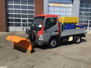 Sonstige Transporttechnik tip Mitsubishi Canter 5S13 3.0 DI 250 Nido salt spreader + plough, Gebrauchtmaschine in ANDELST