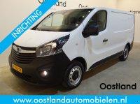 Opel Vivaro 1.6 CDTI L1H1 Servicebus / Sortimo Inrichting / Airco / 3 Sonstige Transporttechnik