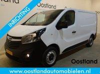 Opel Vivaro 1.6 CDTI L1H1 Servicebus / Sortimo Inrichting / Airco / C Sonstige Transporttechnik