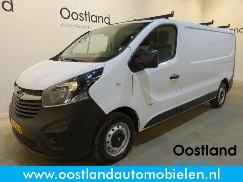 Sonstige Transporttechnik типа Opel Vivaro 1.6 CDTI L2H1 Edition 120 PK / Airco / Cruise Control / T, Gebrauchtmaschine в GRONINGEN (Фотография 1)