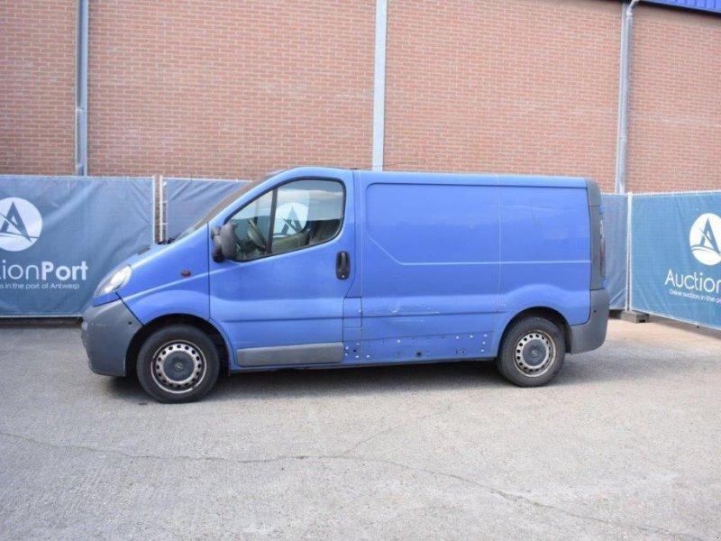 Sonstige Transporttechnik типа Opel Vivaro 1.9, Gebrauchtmaschine в Antwerpen (Фотография 1)
