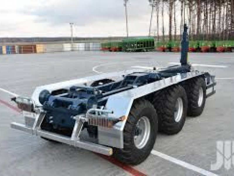 Sonstige Transporttechnik tip PRONAR Porte caisson PRONAR T 386, Gebrauchtmaschine in BEAUREPAIRE (Poză 1)
