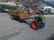 Rapid Rapid Spezial mit Treibachs-Anhänger Sonstige Transporttechnik