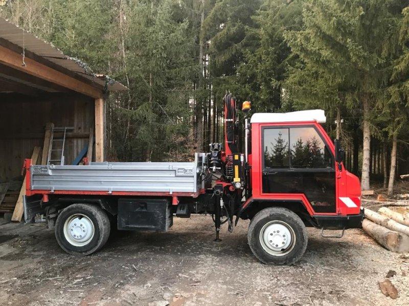 Sonstige Transporttechnik des Typs Reform Muli 660 G, Gebrauchtmaschine in nördlingen (Bild 1)