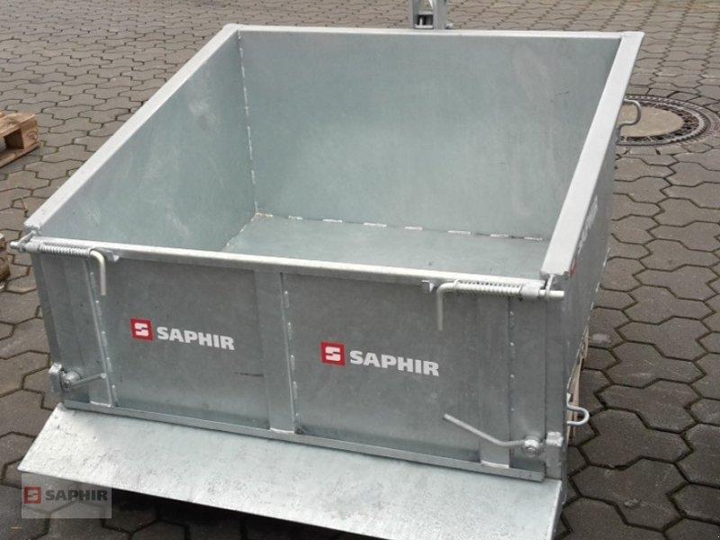 Sonstige Transporttechnik des Typs Saphir Transportbehälter T110, Neumaschine in Gyhum-Bockel (Bild 1)