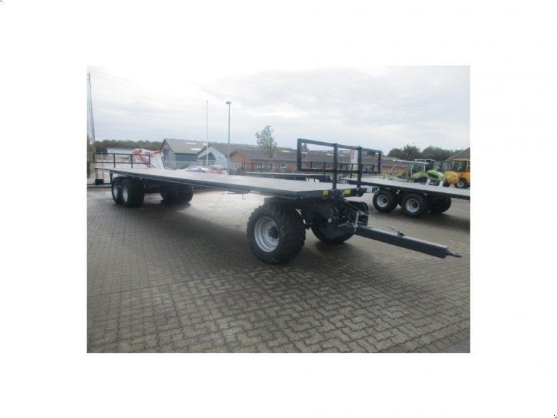 Sonstige Transporttechnik des Typs Sonstige 12,5m halmvogn RPP - 3 akslet, Gebrauchtmaschine in Vinderup (Bild 3)