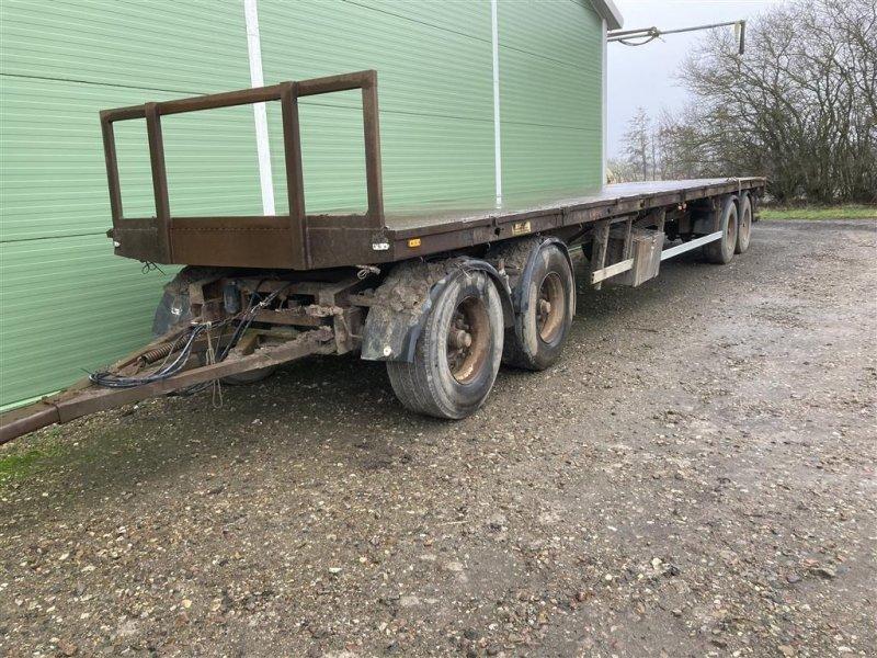 Sonstige Transporttechnik des Typs Sonstige 12 meter 4 akslet anhænger, Gebrauchtmaschine in Roskilde (Bild 1)
