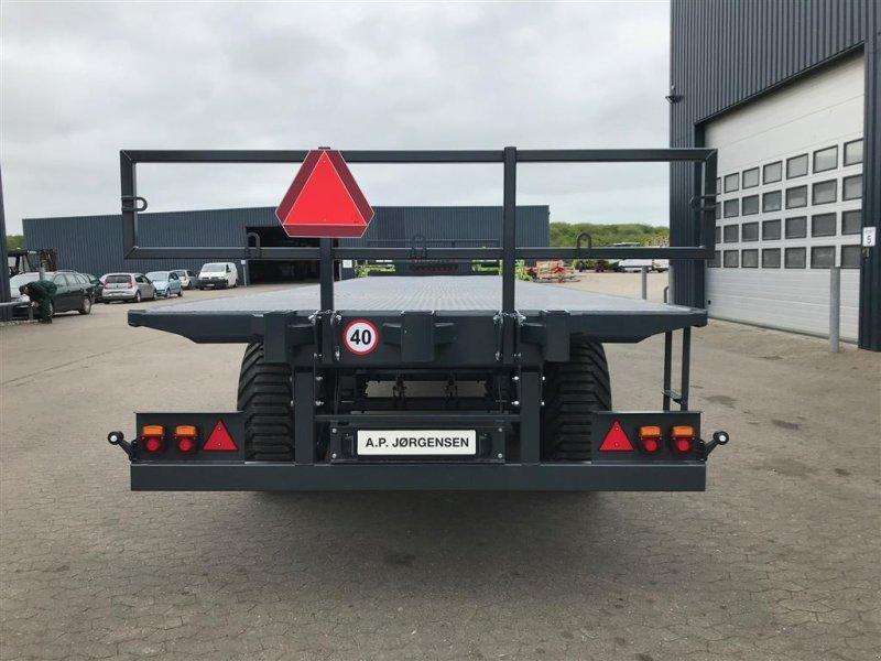 Sonstige Transporttechnik typu Sonstige 3 akslet, 10,5 m, Gebrauchtmaschine v Ribe (Obrázok 6)