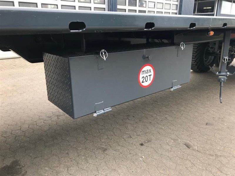 Sonstige Transporttechnik typu Sonstige 3 akslet, 10,5 m, Gebrauchtmaschine v Ribe (Obrázok 4)
