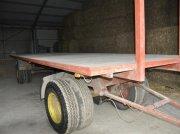 Sonstige 9,5 meter halmvogn med bremser egyéb szállítás gépei
