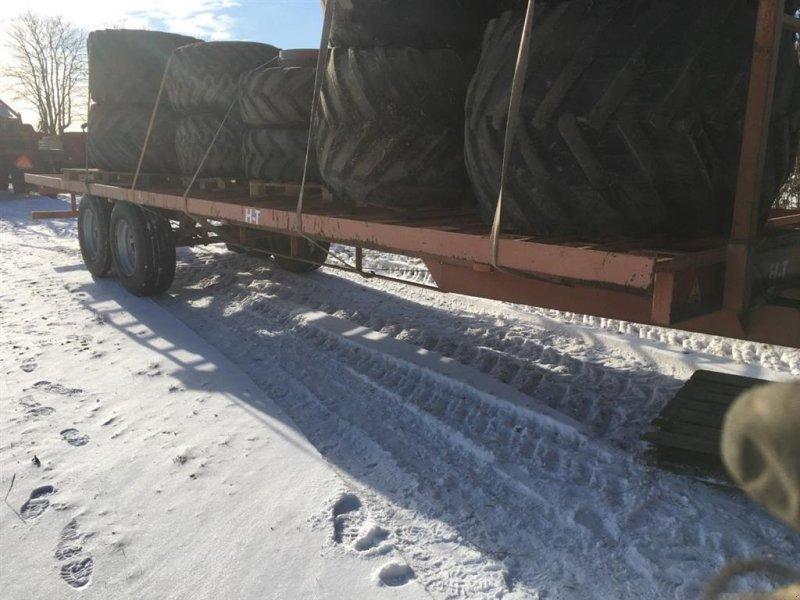 Sonstige Transporttechnik des Typs Sonstige 9,5 meter halmvogn med bremser., Gebrauchtmaschine in øster ulslev (Bild 1)