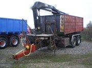 Sonstige Containervogn Omb.lastvognmed med  Hiab 140 Kran Iná prepravná technika