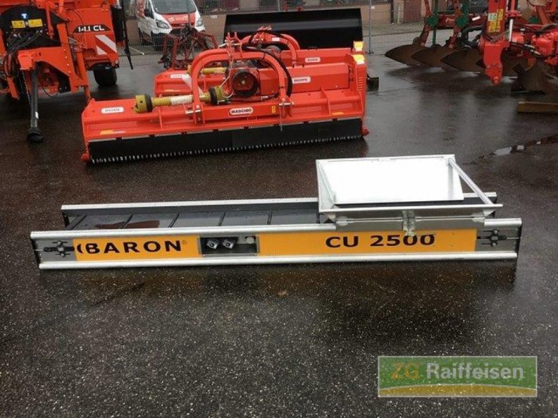Sonstige Transporttechnik des Typs Sonstige CU 2500, Vorführmaschine in Bühl (Bild 5)