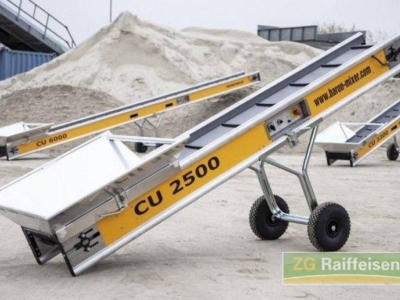 Sonstige Transporttechnik des Typs Sonstige CU 2500, Vorführmaschine in Bühl (Bild 1)