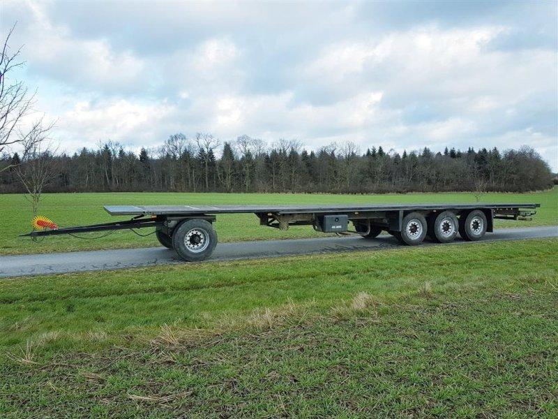 Sonstige Transporttechnik a típus Sonstige Galvaniseret halmvogn 14,5 m lang, Gebrauchtmaschine ekkor: Aabenraa (Kép 1)