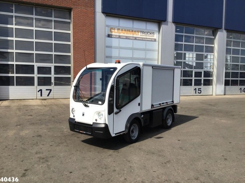 Sonstige Transporttechnik a típus Sonstige Goupil G3 Electric, Gebrauchtmaschine ekkor: ANDELST (Kép 1)