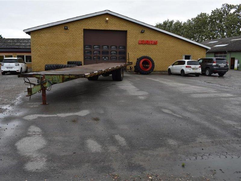 Sonstige Transporttechnik des Typs Sonstige Halmvogn, Gebrauchtmaschine in Grindsted (Bild 1)