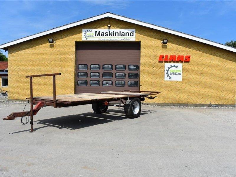 Sonstige Transporttechnik типа Sonstige HALNVOGN MED BREMSER OG NY HJUL., Gebrauchtmaschine в Grindsted (Фотография 1)