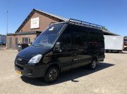 Sonstige Iveco 15 Ton Bus luchtgeremd Daily 50C18 dub cabine 5 pers Sonstige Transporttechnik