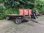 Sonstige Transporttechnik typu Sonstige lastbil Anhænger med fladlad, Gebrauchtmaschine v Aulum