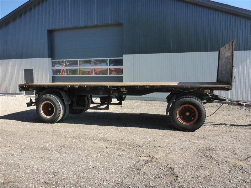 Sonstige Transporttechnik типа Sonstige Lastbil anhænger på 8m, Gebrauchtmaschine в Slagelse (Фотография 1)