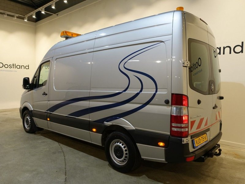 Sonstige Transporttechnik a típus Sonstige Mercedes Benz Sprinter 313 CDI L2H2 Servicebus / Sortimo Inrichting / Airco /, Gebrauchtmaschine ekkor: GRONINGEN (Kép 1)