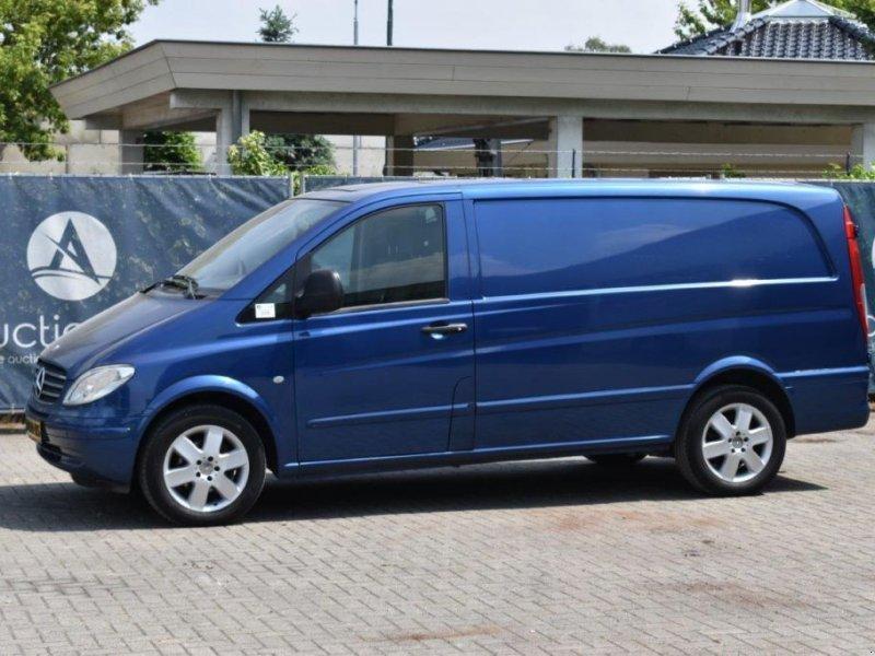 Sonstige Transporttechnik типа Sonstige Mercedes Benz Vito 120 CDI, Gebrauchtmaschine в Antwerpen (Фотография 1)